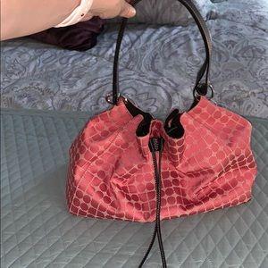 Kate Spade drawstring bag